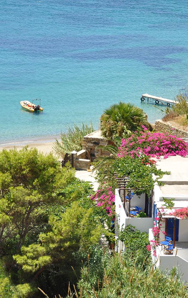 Amorgos Levrossos Beach Apartments