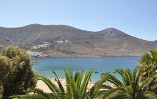 Levrossos beach Amorgos