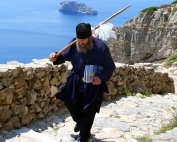 Walking Trekking on Amorgos