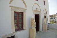 Archaeological museum in Chora